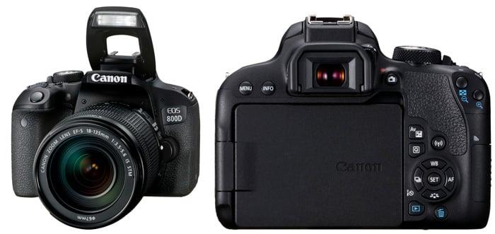Canon EOS 800D Neu bei Foto Seitz in Nürnberg