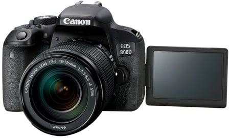 Canon EOS 800D NEU bei Foto Seitz in der Nürnberger Innenstadt