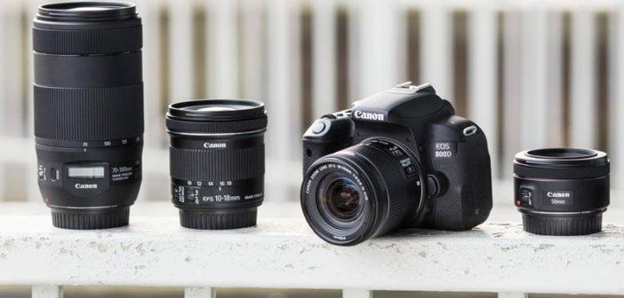 Canon EOS 800D Neuheit bei Foto Seitz