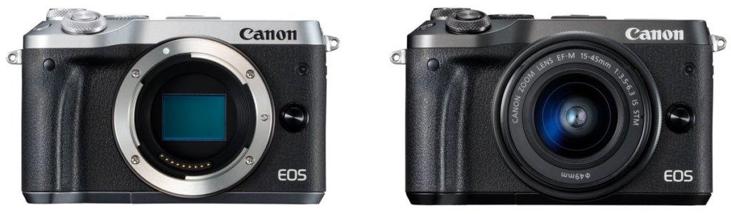 Canon EOS-M6 neu bei Foto Seitz in Nürnberg