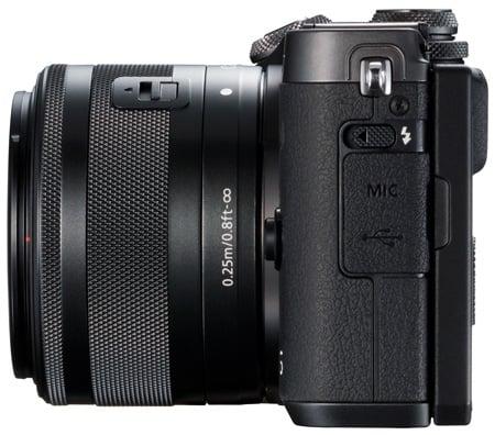 Canon EOS M6 neu bei Foto Seitz in der Nürnberger Innenstadt
