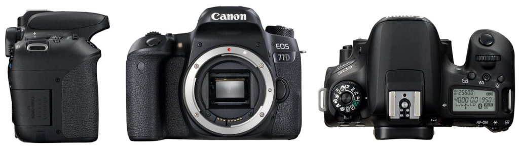Canon EOS 77D Neu bei Foto Seitz in Nürnberg