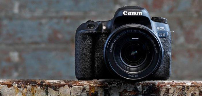 Canon EOS 77D bei Foto Seitz