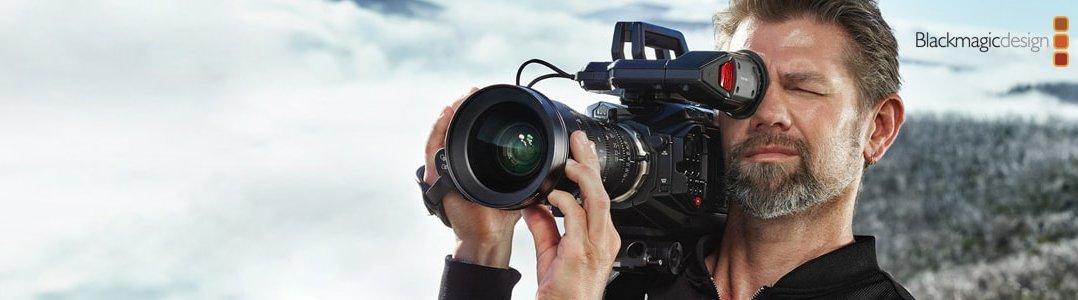 Blackmagic Filmkameras bei Foto Seitz in Nürnberg