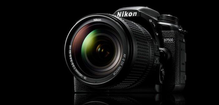Nikon D7500 NEU bei Foto Seitz