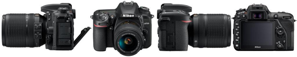 Nikon D7500 bei Foto Seitz in Nürnberg Innenstadt