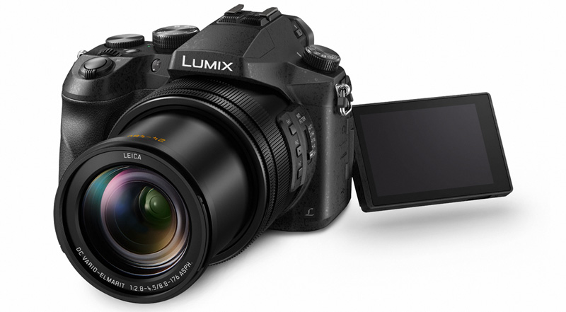 Panasoni Lumix FZ2000 bei Foto Seitz