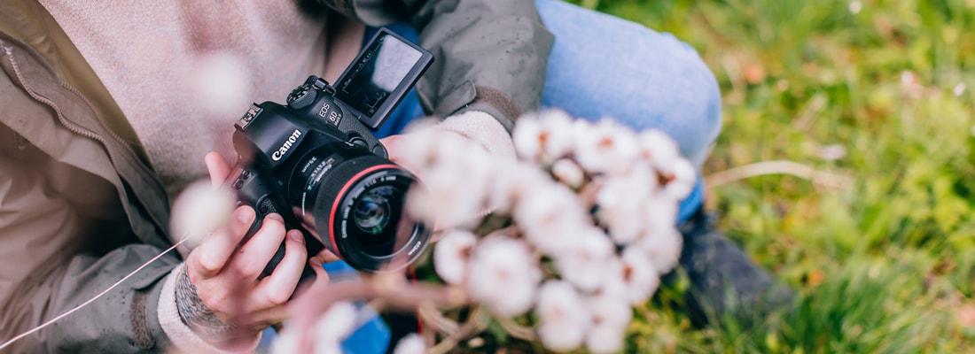 Canon EOS 6D Mark II neu bei Foto Seitz in der Nürnberger Innenstadt