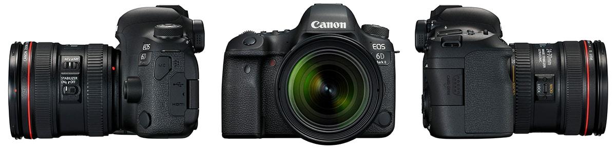 Canon EOS 6D Mark II Neuheit Juni 2017 bei Foto Seitz