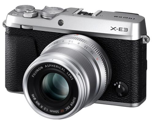 Fujifilm X-E3 neu bei Foto Seitz in der Nürnberger Innenstadt