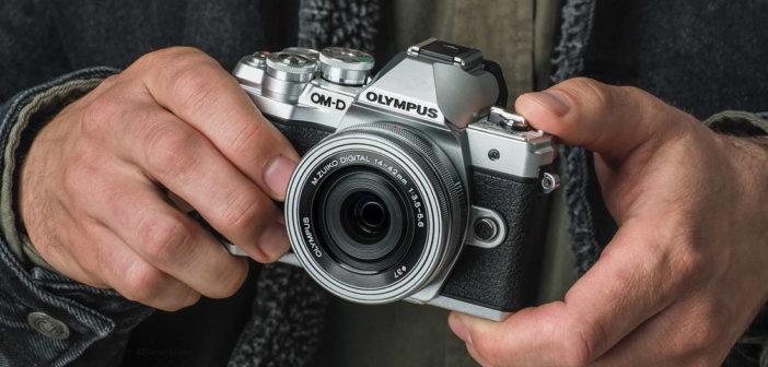 Olympus OM-D E-M10III neu bei Foto Seitz in der Nürnberger Innenstadt