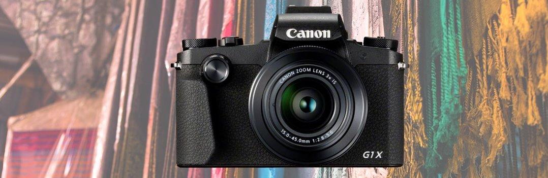 Canon PowerShot G1X Mark III bei Foto Seitz in Nürnberg