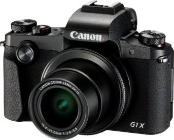 Canon PowerShot G1X Mark III neu bei Foto Seitz in Nürnberg