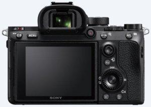 Sony Alpha 7R III Vollformatkamera bei Foto Seitz in Nürnberg