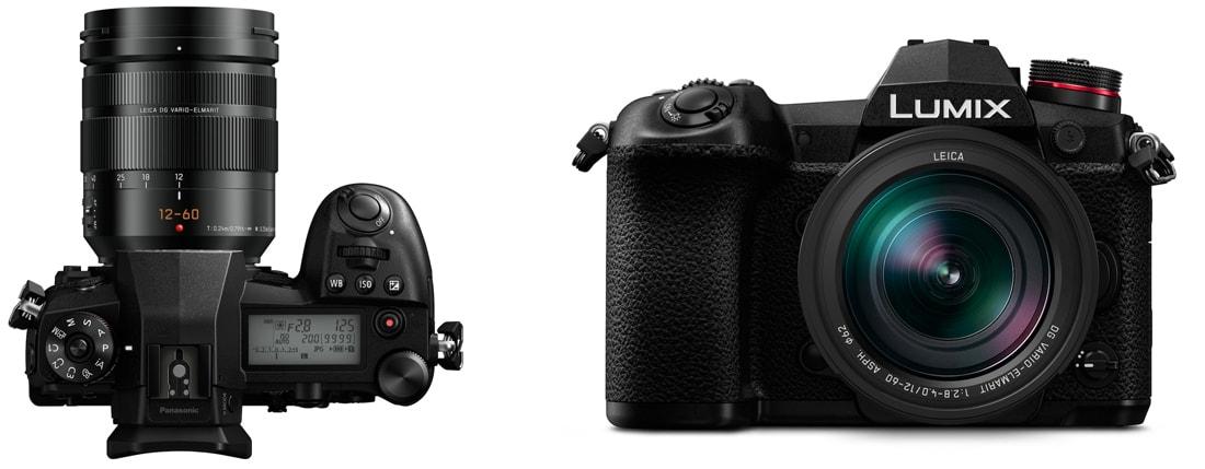 Panasonic Lumix G9 Foto Seitz