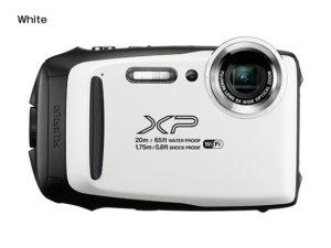Fujifilm Finepix XP 130 white bei Foto Seitz