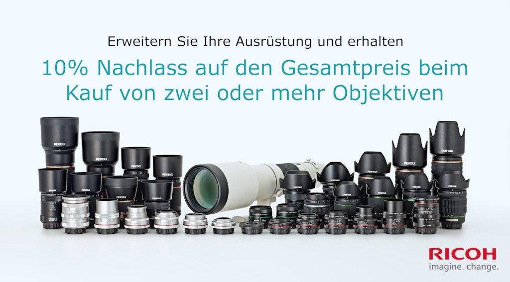 RICOH IMAGING Promotion bei Foto Seitz 2018