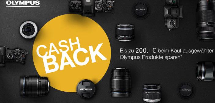 Olympus Sommeraktion Cashback 2018 bei Foto Seitz