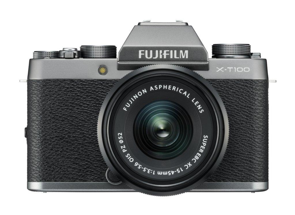 Fujifilm X-T100 darksilver bei Foto Seitz