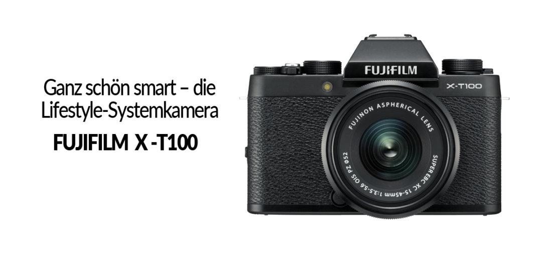 Fujifilm X-T100 bei Foto Seitz