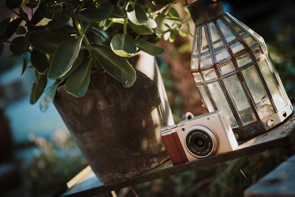Die neue Fujifilm Lifestyle-Kamera XF10 bei Foto Seitz Nürnberg