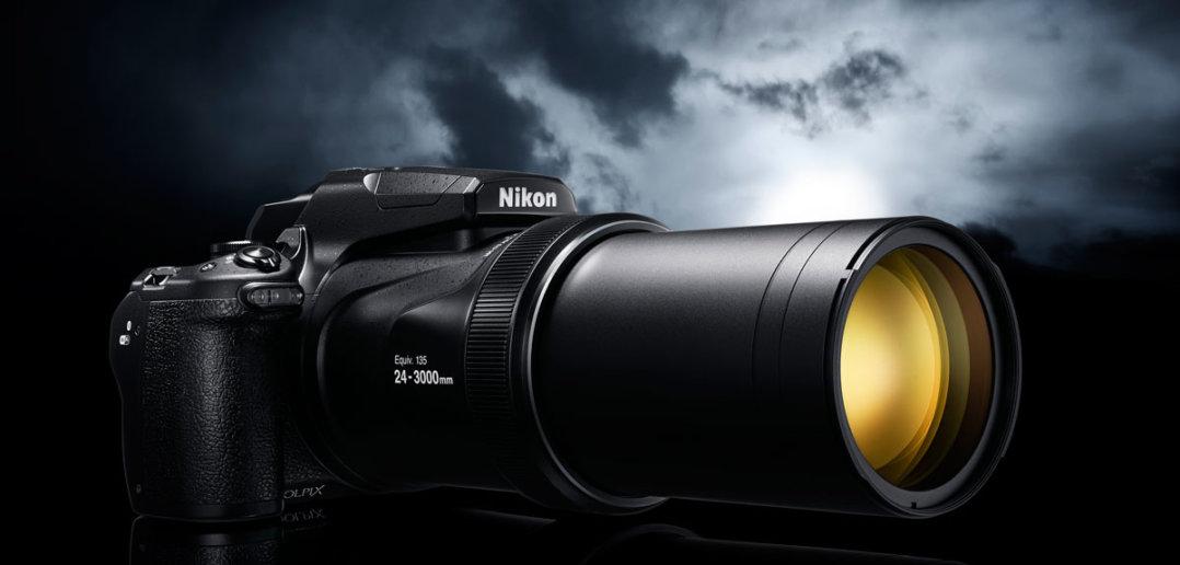 Nikon P1000 Bridekamera bei Foto Seitz in Nürnberg