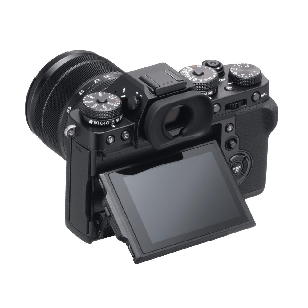 Fujifilm X-T3 in schwarz inkl Objektiv bei Foto Seitz