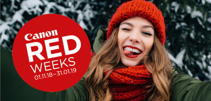 Canon Red Weeks