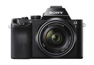 Sony Alpha 7 Vollformatkamera bei Foto Seitz