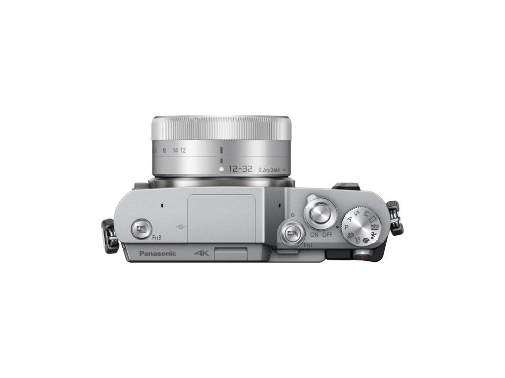 Die LUMIX GX880 Body inkl. 12-32mm Objektiv bei Foto Seitz