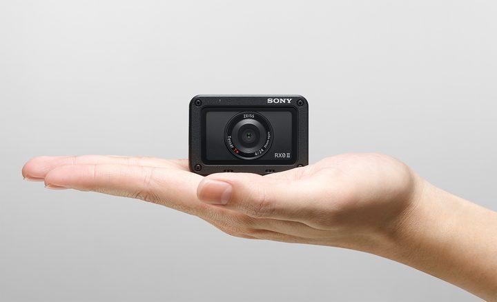 Die kleine SONY RX0 II bei Foto Seitz