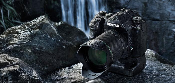 Pentax K-1 II  – Vollformat Spiegelreflex
