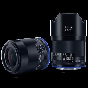 Zeiss Loxia 25mm 2,4 für Sony Systemkamera bei Foto Seitz
