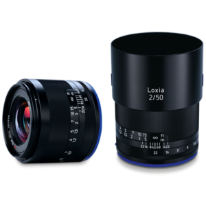 Zeiss Loxia 50mm 2,0 bei Foto Seitz