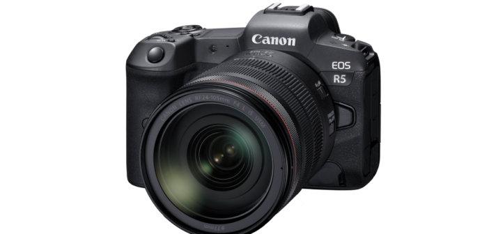 Canon entwickelt die EOS R5