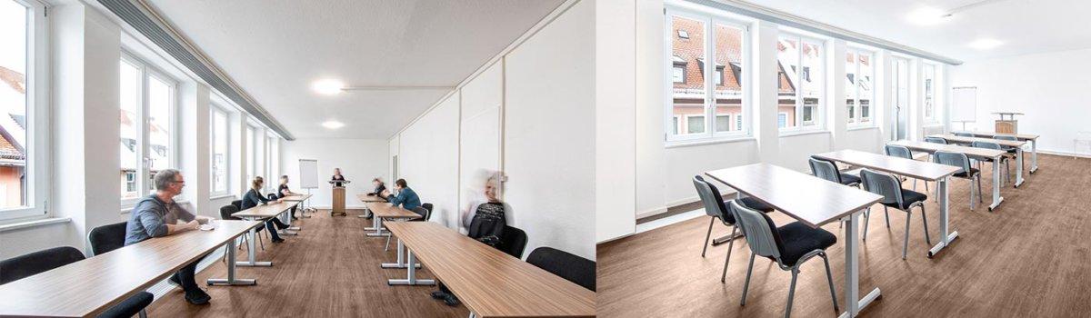 Seminarraum mieten in Nürnberg bei Foto Seitz